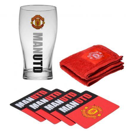 Комплект MANCHESTER UNITED Mini Bar Set 500155a u25minmu-10819 изображение 2
