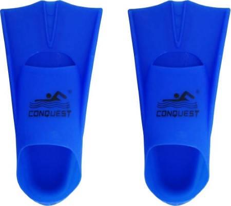 Детски Тренировъчни Плавници MAXIMA Kids Training Flippers 502727 200444-200445-Blue изображение 2