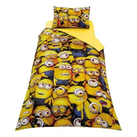 Спално Бельо DESPICABLE ME Duvet Set PKS 501394
