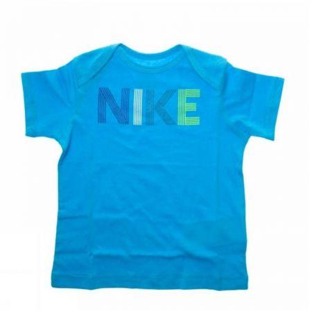 Бебешка Тениска NIKE J SS Top Blue 300078 451573-482-Ивко