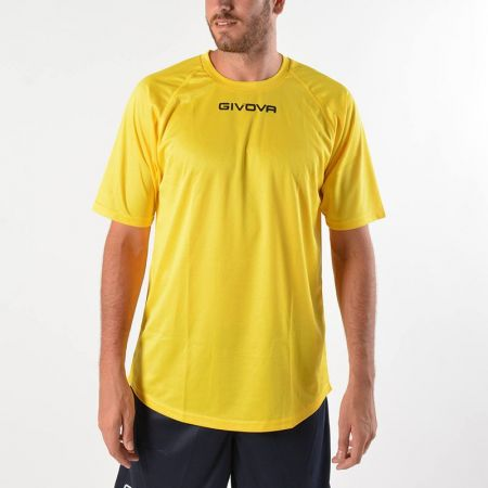 Мъжка Тениска GIVOVA Shirt One ML 0007 504628 MAC01 изображение 4