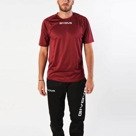 Мъжка Тениска GIVOVA Shirt One 0008 504627 MAC01 изображение 4