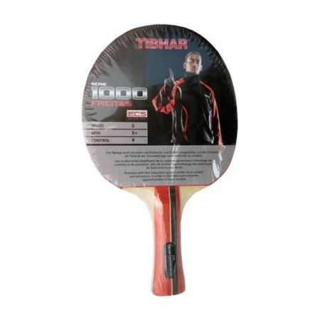Хилка За Тенис На Маса MAXIMA Tibhar Table Tennis Racket Freitas 502205 900306