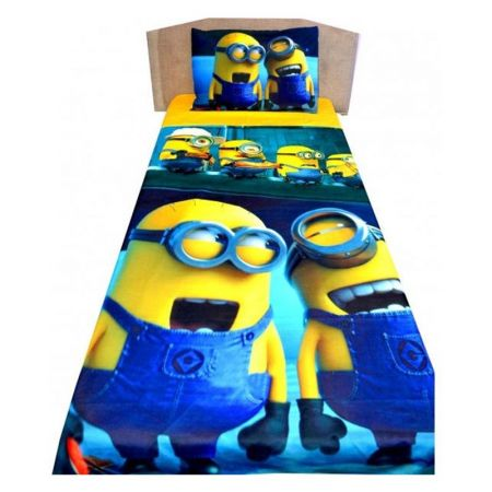 Спално Бельо DESPICABLE ME Duvet Set PKS 501394a