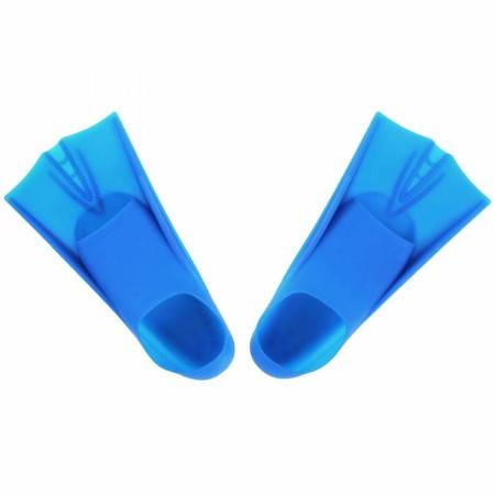 Детски Тренировъчни Плавници MAXIMA Kids Training Flippers 502727 200444-200445-Blue изображение 3