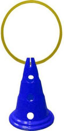 Конус С Дупки MAXIMA Cone With Holes 52 Cm/Ø25 Mm 503184 200874-Blue изображение 2
