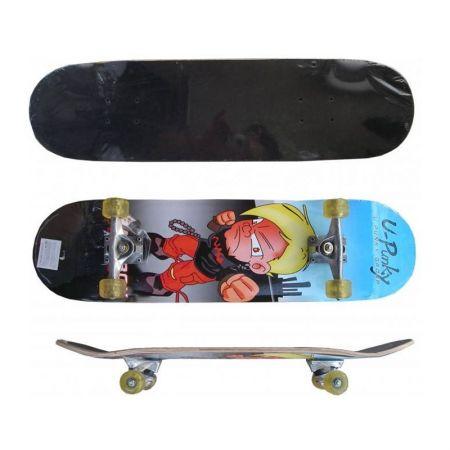 Скейтборд MAXIMA Skateboard U-Punky 402161