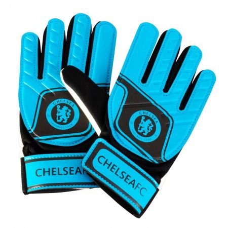 Вратарски Ръкавици CHELSEA Goalkeeper Gloves Fluo 500024a d50gfych изображение 2