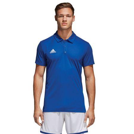 Мъжка Тениска ADIDAS Core 18 Polo Shirt 518775 CV3590-K