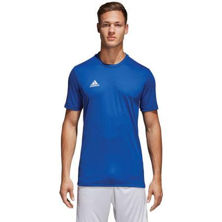 Мъжка Тениска ADIDAS Core 18 Poly T-shirt Jersey 518777 CV3451-K/B