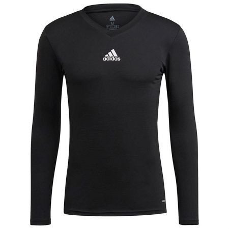Мъжка Спортна Термо Блуза ADIDAS Playera Team Base Thermal 518688 GN5677-K