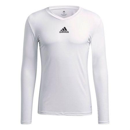 Мъжка Спортна Термо Блуза ADIDAS Playera Team Base Thermal 518689 GN5676-K