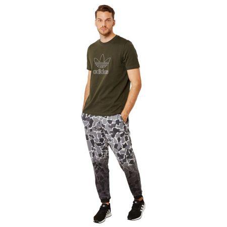 Мъжка Тениска ADIDAS Originals Outline T-Shirt 516563 DH5785 изображение 4