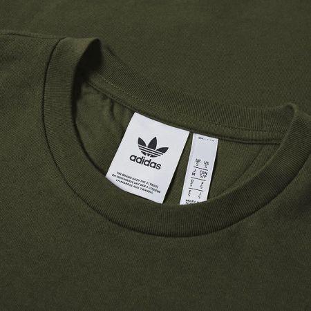 Мъжка Тениска ADIDAS Originals Outline T-Shirt 516563 DH5785 изображение 6