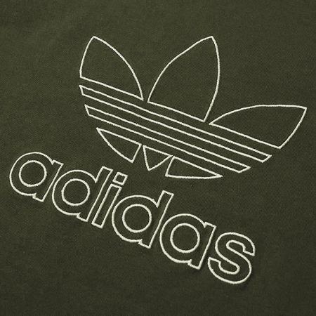 Мъжка Тениска ADIDAS Originals Outline T-Shirt 516563 DH5785 изображение 7