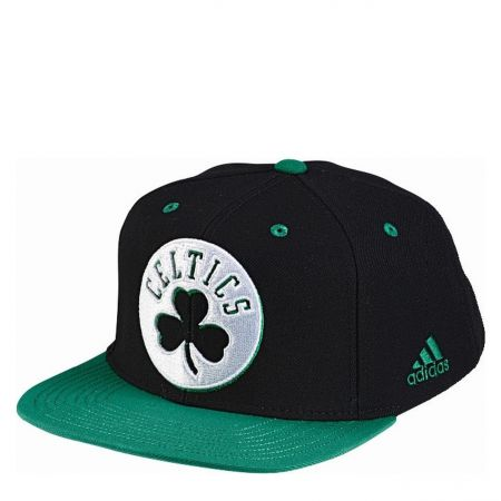 Шапка ADIDAS Boston Celtics Snapback Cap 513026 S24788