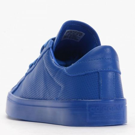 Мъжки Кецове ADIDAS Originals Courtvantage Adicolor 513130 S80252 изображение 2