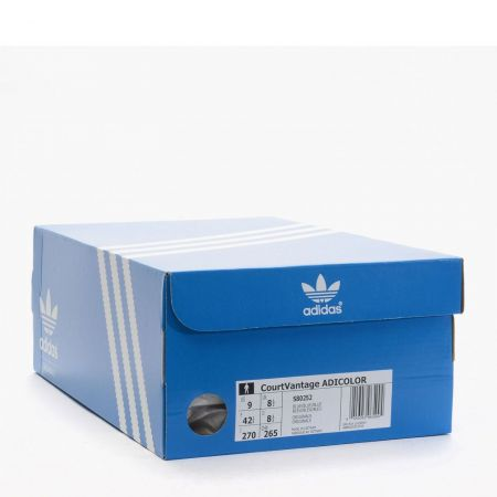 Мъжки Кецове ADIDAS Originals Courtvantage Adicolor 513130 S80252 изображение 7