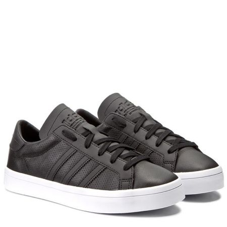 Мъжки Кецове ADIDAS Courtvantage Sneakers 513752 BZ0442 изображение 3