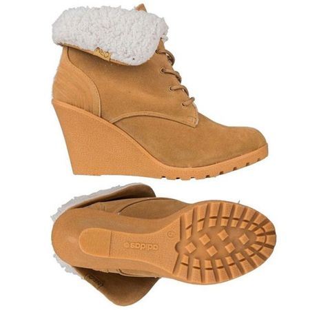 Дамски Боти ADIDAS Neo Chill Wedge Boots 511582 F98112 изображение 6