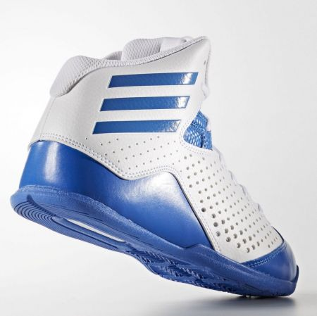 Детски Баскетболни Обувки ADIDAS Next Level Speed IV Basketball Trainers 512114 B42630 изображение 4