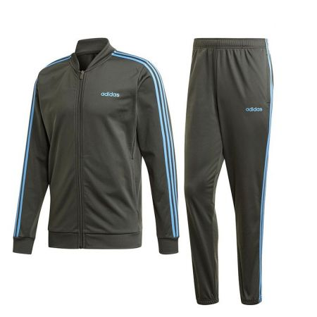 Мъжки Анцуг ADIDAS Back 2 Basics 3-Stripes Track Suit 516278 FJ5654