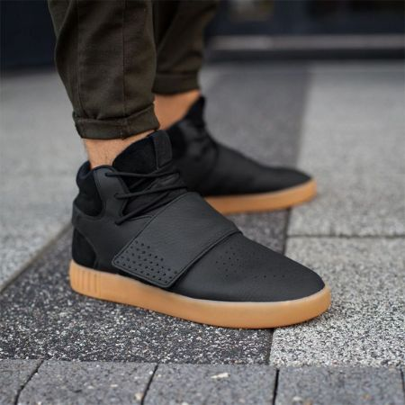 Мъжки Кецове ADIDAS Tubular Invader Strap 513745 BY3630 изображение 11