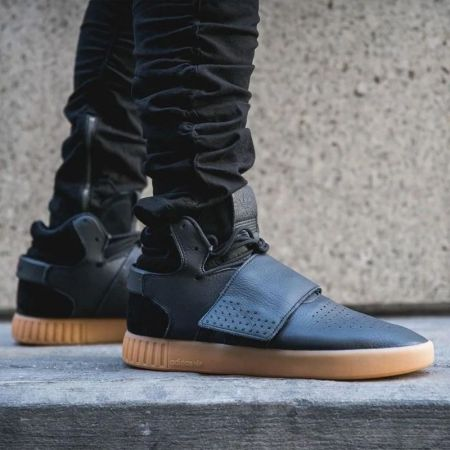 Мъжки Кецове ADIDAS Tubular Invader Strap 513745 BY3630 изображение 12