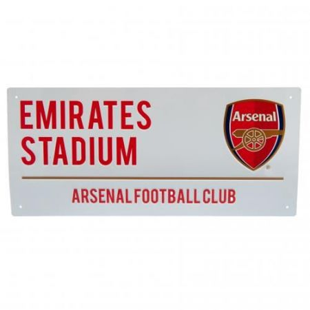 Табела ARSENAL Street Sign 40х18cm 509591 2689-f40ssiar