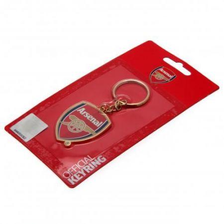 Ключодържател ARSENAL Metal Key Ring 500126  изображение 2