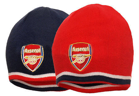 Двулицева Зимна Шапка ARSENAL Reversible Knitted Hat 501459 9146