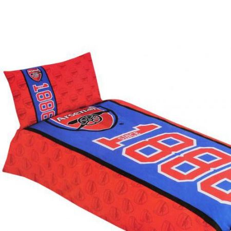 Спално Бельо ARSENAL Single Duvet Set ES