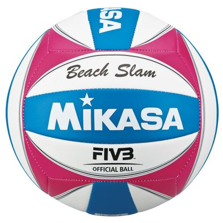 Топка За Плажен Волейбол MIKASA FIVB Beach Volleyball Official Size and Weight 510382