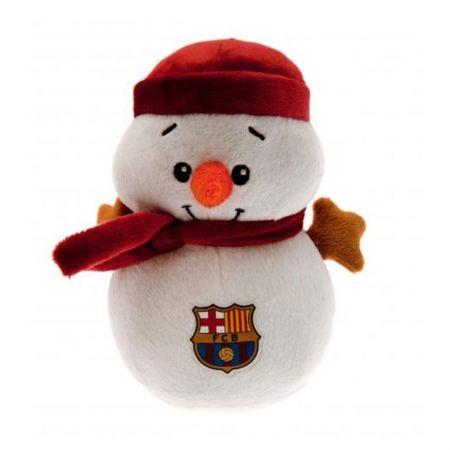 Плюшен Снежен Човек BARCELONA Snowman 505479
