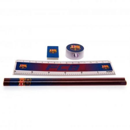 Ученически Пособия BARCELONA Core Stationery Set FD 501098