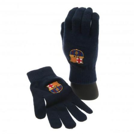 Зимни Ръкавици BARCELONA Knitted Crest Gloves 500424 9292-v22knaba