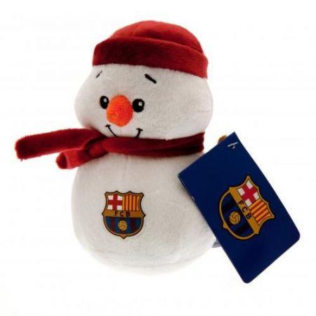 Плюшен Снежен Човек BARCELONA Snowman 505479 y66smnba изображение 3