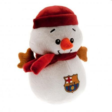 Плюшен Снежен Човек BARCELONA Snowman 505479 y66smnba изображение 2