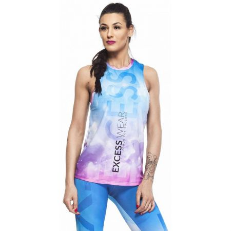 Дамски Потник EX FIT Training Top Clouds