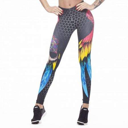 Дамски Клин EX FIT Legging Colorful Wings 509531