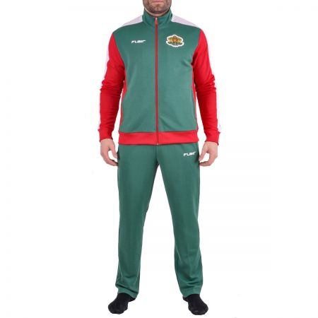 Мъжки Анцуг FLAIR Official Bulgaria Free TIme Tracksuit 512466 115013