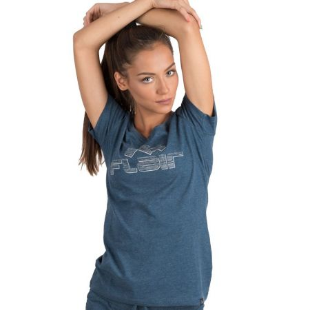 Дамска Тениска FLAIR Big Logo T-Shirt 512724 276083