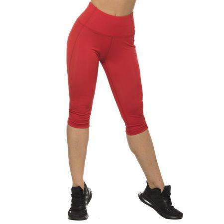 Дамски Клин EX FIT Sport Legging 3/4 Red 517260