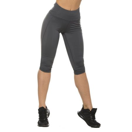 Дамски Клин EXCESSWEAR Sport Legging 3/4 Grey 517261