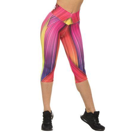 Дамски Клин EXCESSWEAR 3/4 Colorful Muscle 517264