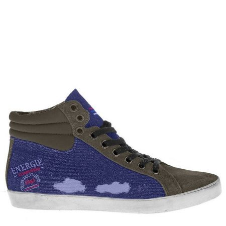 Мъжки Кецове ENERGIE Tom High Top Sneakers F00559 504472
