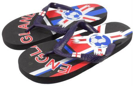 Мъжки Джапанки Англия ENGLAND Flip Flops Euro 2016 503439  изображение 2