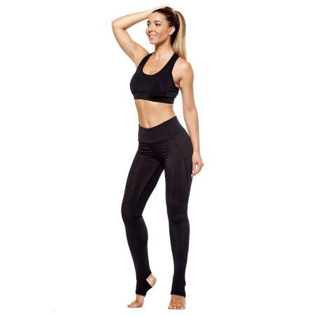 Дамски Комплект Клин / Бюстие EXCESSWEAR Yoga Kit Black Line 516215