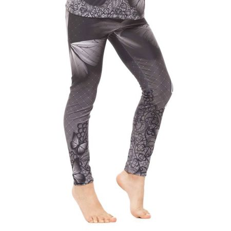 Детски Клин EXCESSWEAR Kids Legging Grey Butterfly 516219