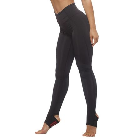 Дамски Клин EX FIT Yoga Legging Black & Red 516001